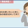 音声通話のみ使用する際の格安SIM最安料金を調べたよ!【2018最新】