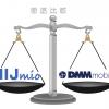 IIJmioとDMMモバイルのサービス・料金・速度の違いを徹底比較!どっちがいい?