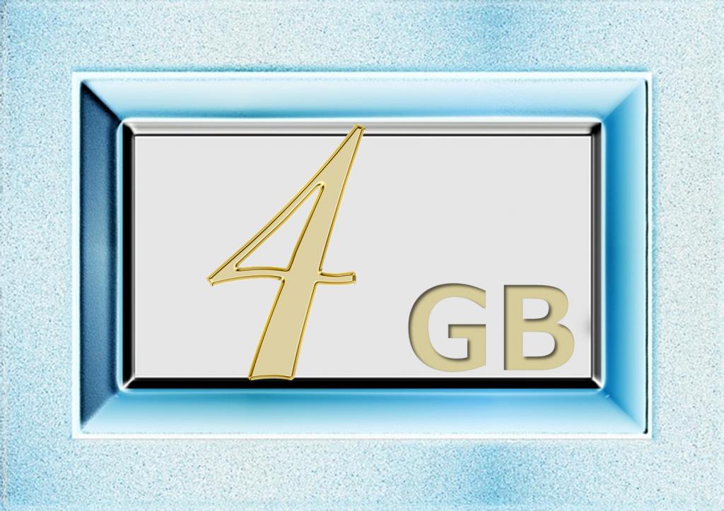4GBの格安SIMを比較