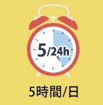nuroモバイル-1日5時間まで