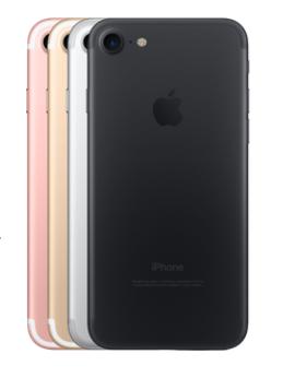 UQモバイル iPhone7のカラー