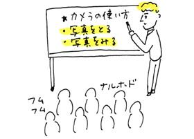無料のスマホ教室